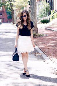 Style Diary :: Feminine Dressy