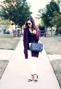 Style Diary :: Fall Transitioning