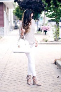 Style Diary :: White After Labor Day