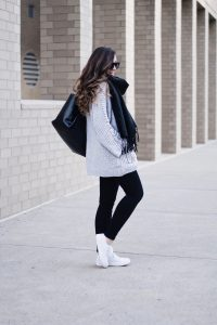 Style Dairy :: Comfy Casual Black & Grey