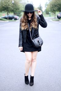 Style Diary :: Fall for Black