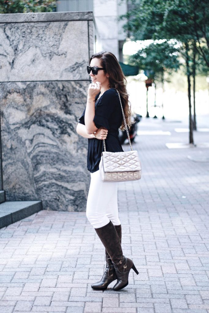 Easy Fall Dressing