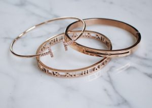 Wednesday Whimsy {8} Rose Gold Loveliness
