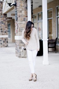 Style Diary :: Light Festive Neutrals