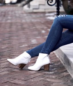 Why You Need a Pair of White Boots in Your Closet