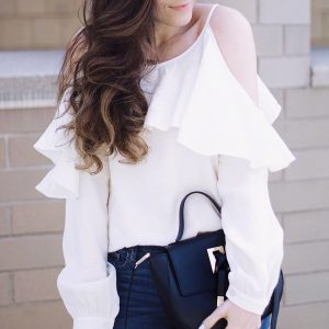 Spring/Summer 2017 Style Trends | Cold Shoulder
