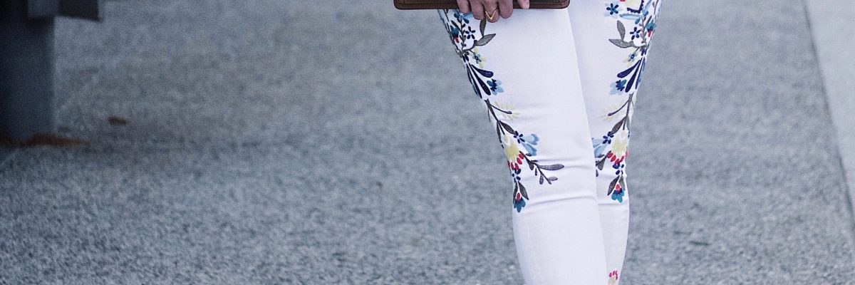 Spring/Summer 17 Trends | Embroidery