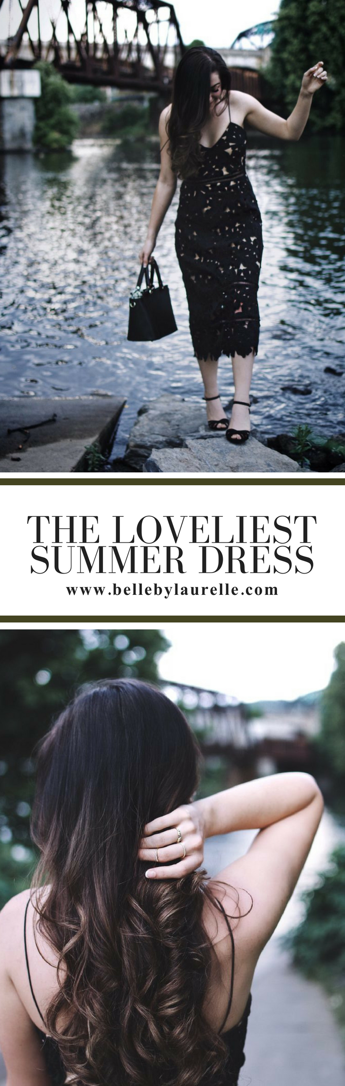 Belle by Laurelle Summer Fashion Sun Dress Event Occasion Fashion Blog