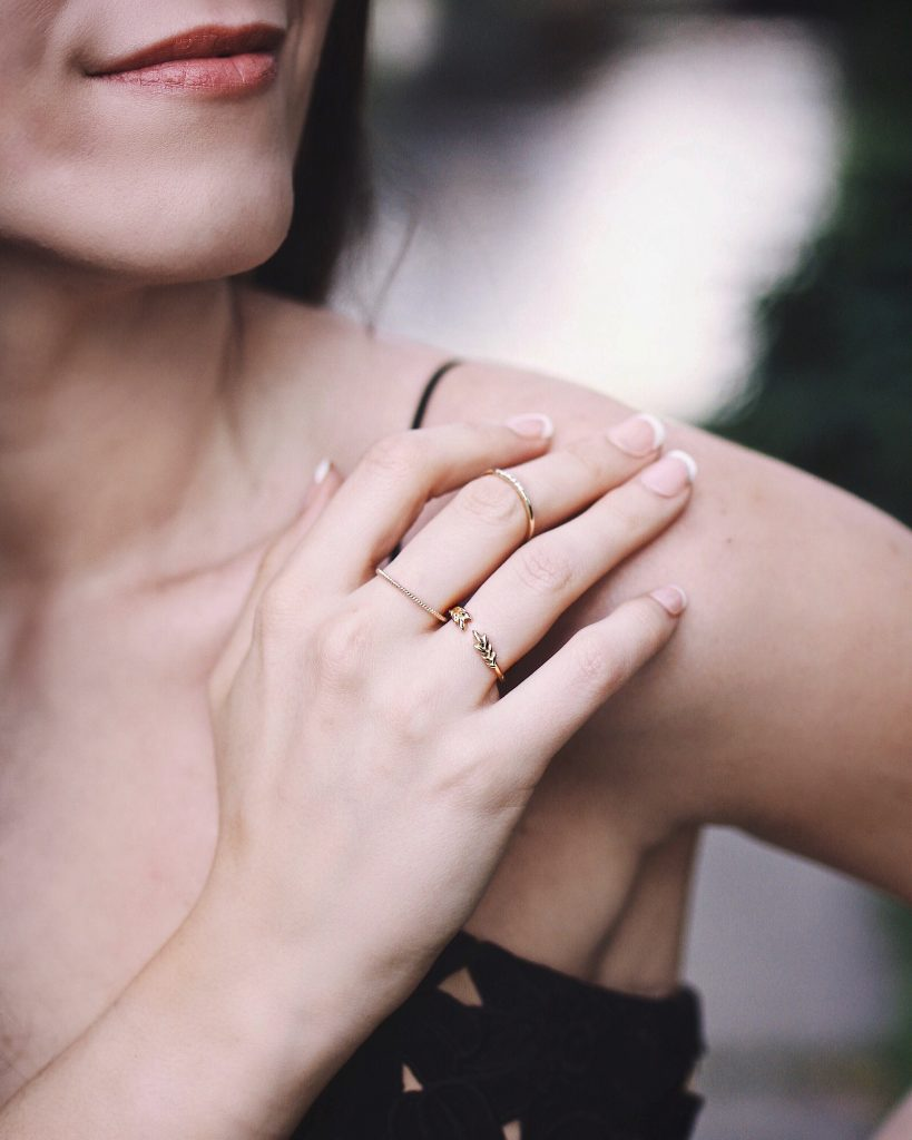 Mejuri Rings, NAKD Fashion Dress