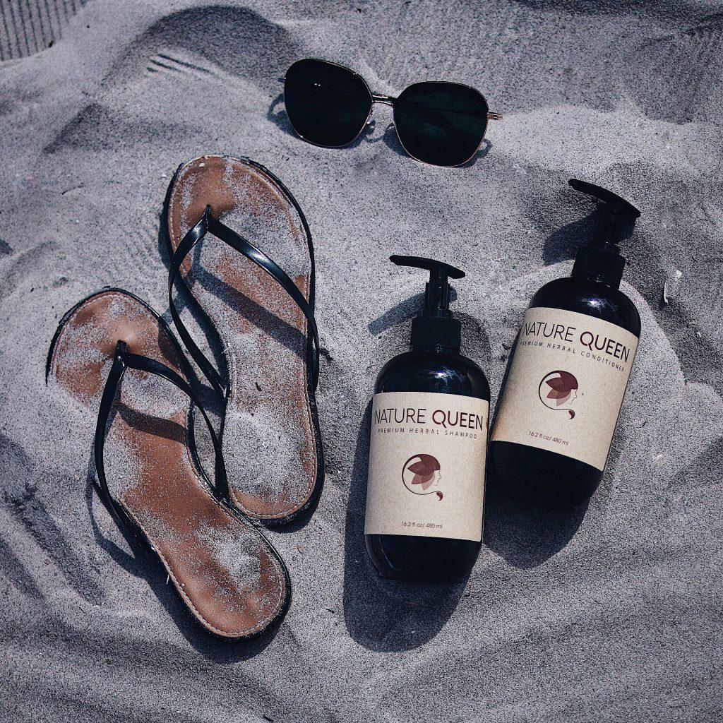 Nature Queen Shampoo & Conditioner