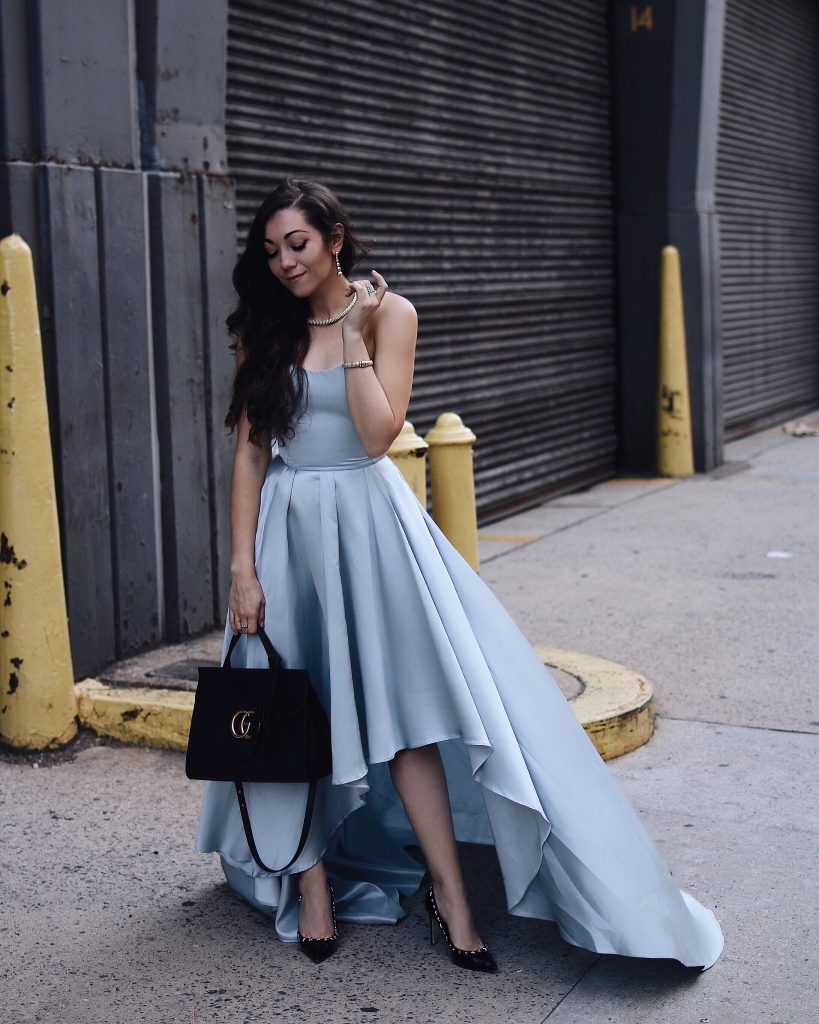 New York Fashion Week - Vivienne Hu, Lagos, Valentino Red, Gucci