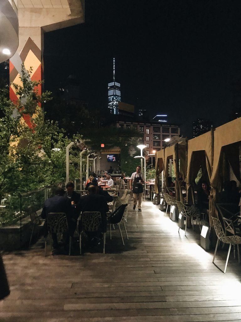 New York Fashion Week - David Burke's Kitchen
