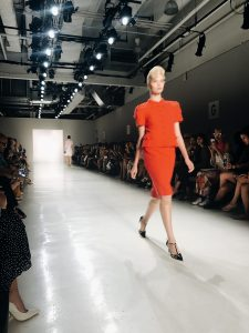 New York Fashion Week - ChoCheng
