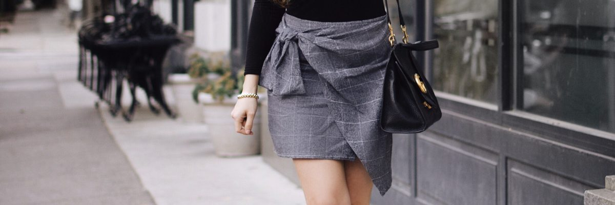 AW 2017 | Classic Look & Plaid for Fall