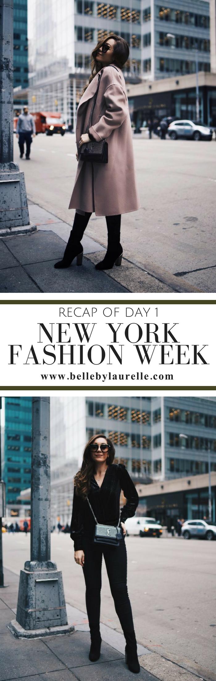 Belle By Laurelle Fashion Week Recap