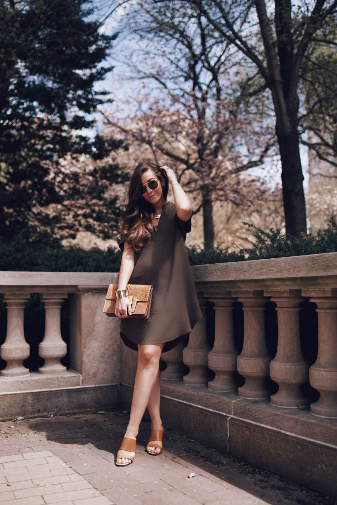 Créme de la Créme | A Roundup of Perfect Casual Dresses for Summer and How to Style Them