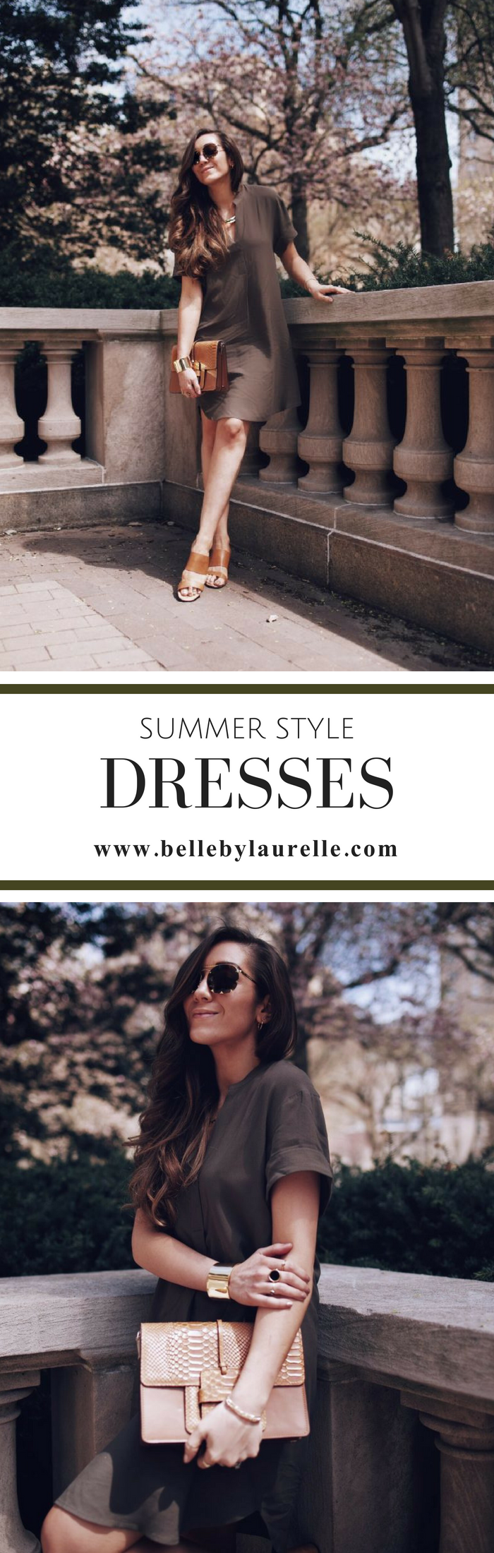 SUMMER STYLE DRESSES Belle by Laurelle