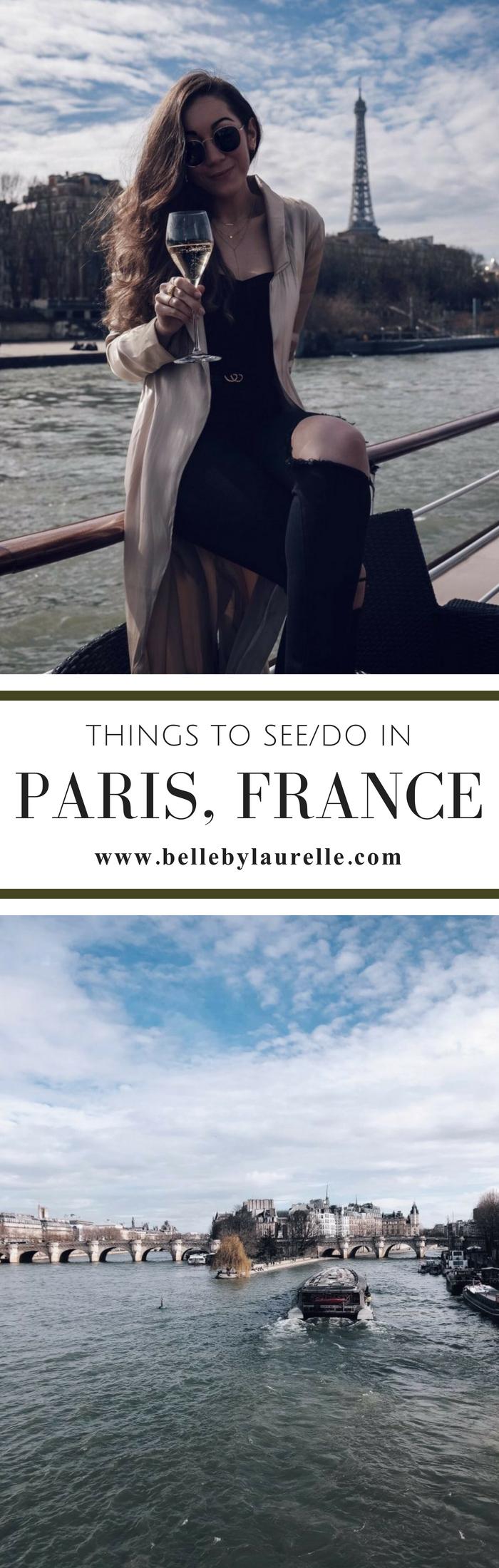 PARIS FRANCE FASHION OUTFITS Belle by Laurelle