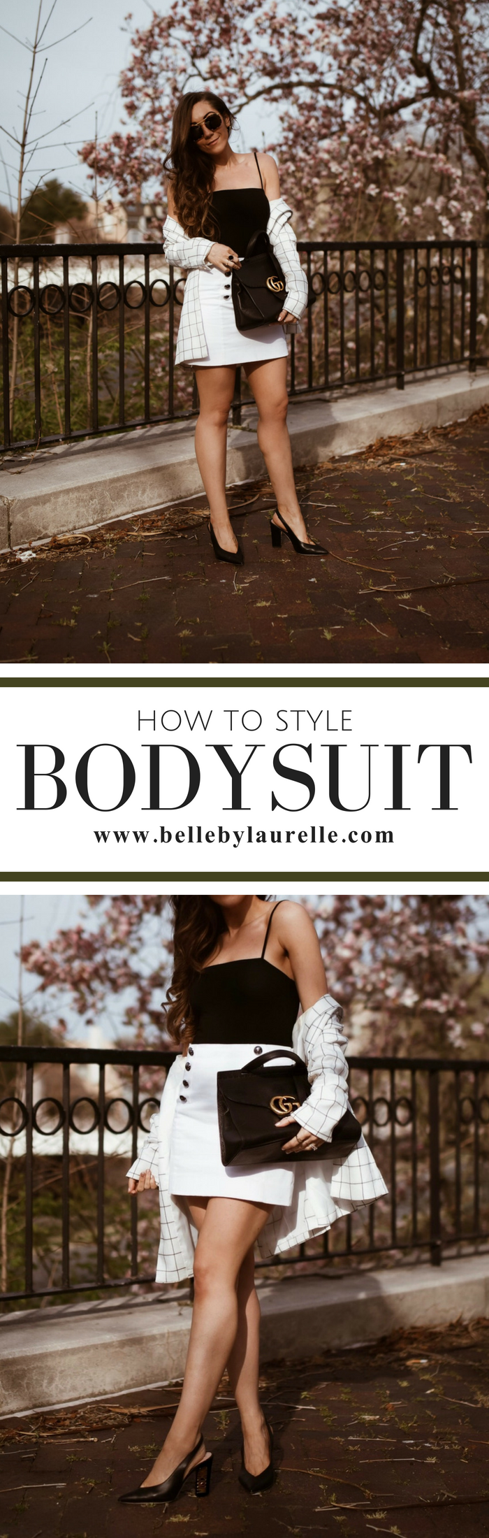 How to Style Bodysuit Belle by Laurelle Blog Fashion