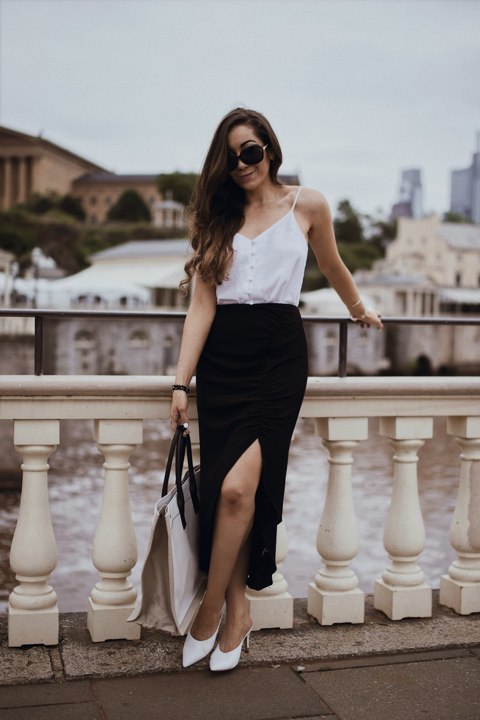 Summer Style | Side Slit Skirts