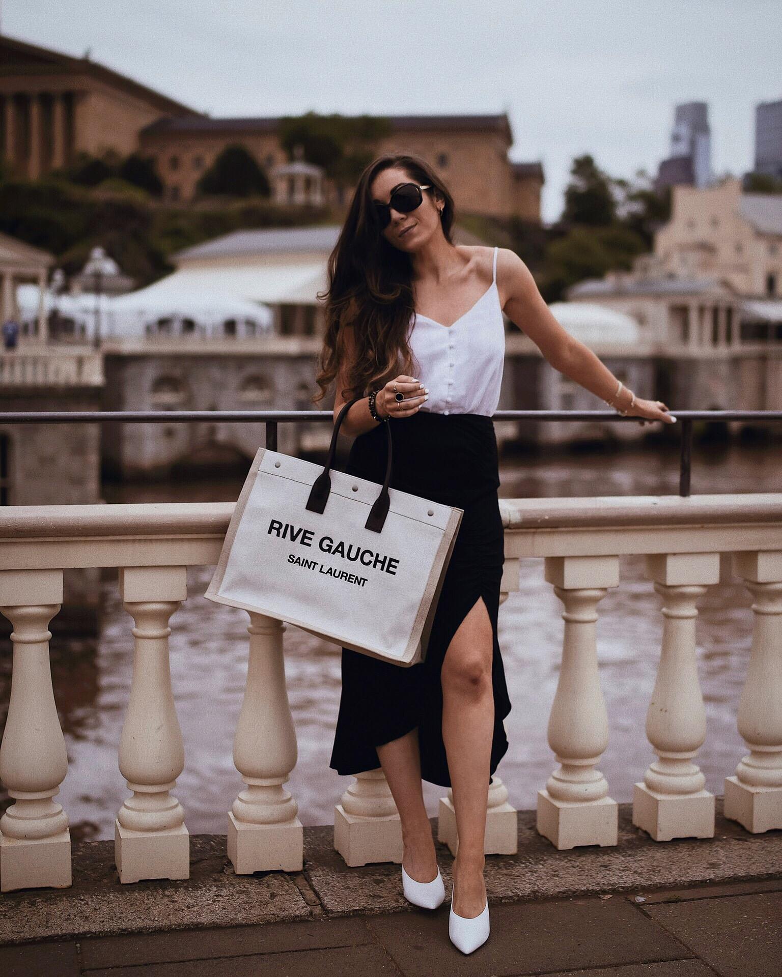 Summer Style | Side Slit Skirts