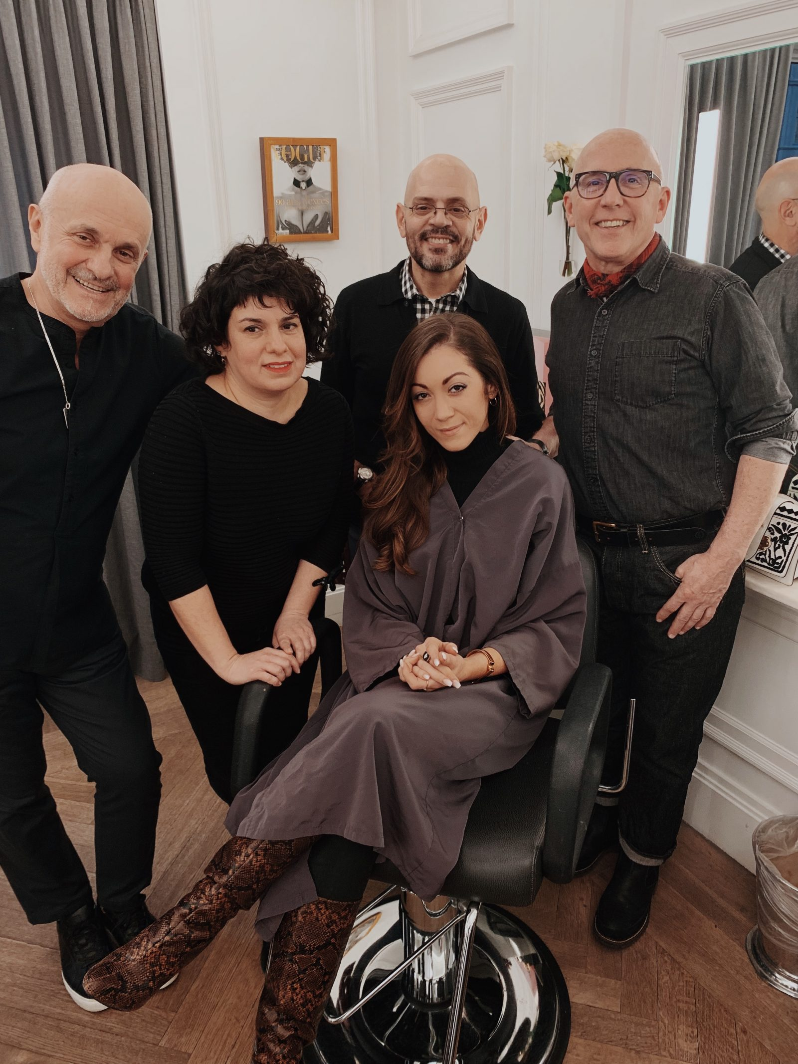 Yves Durif Salon | Part 2 - Cut, Color, and Makeup Details