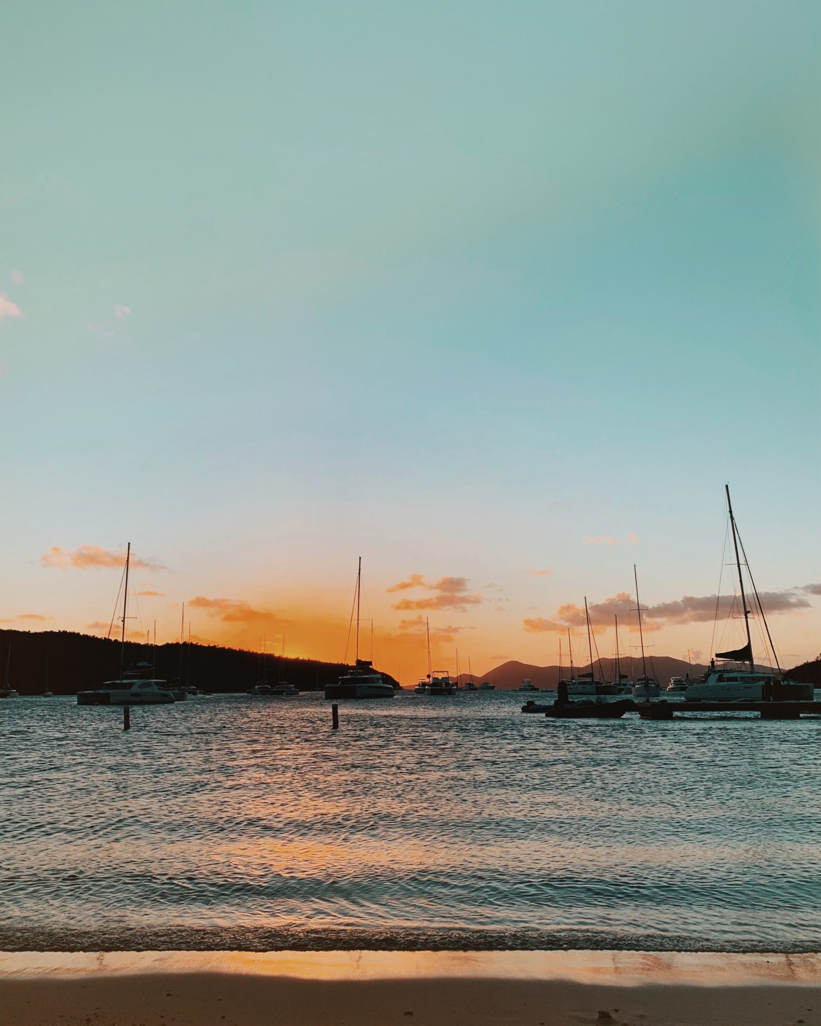 Travel | Sailing around the British Virgin Islands