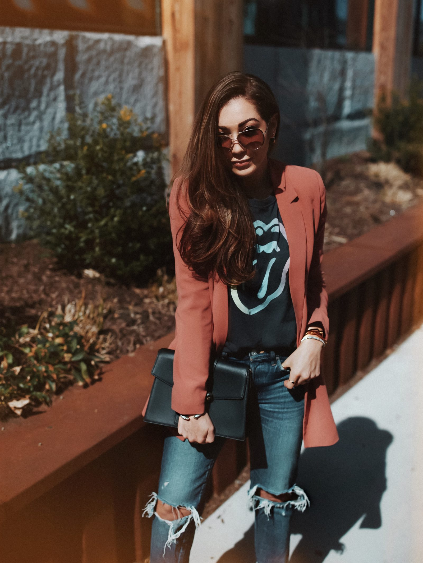 Style | Transitional Spring Look Belle By Laurelle Philadelphia Fashion Blogger Philly