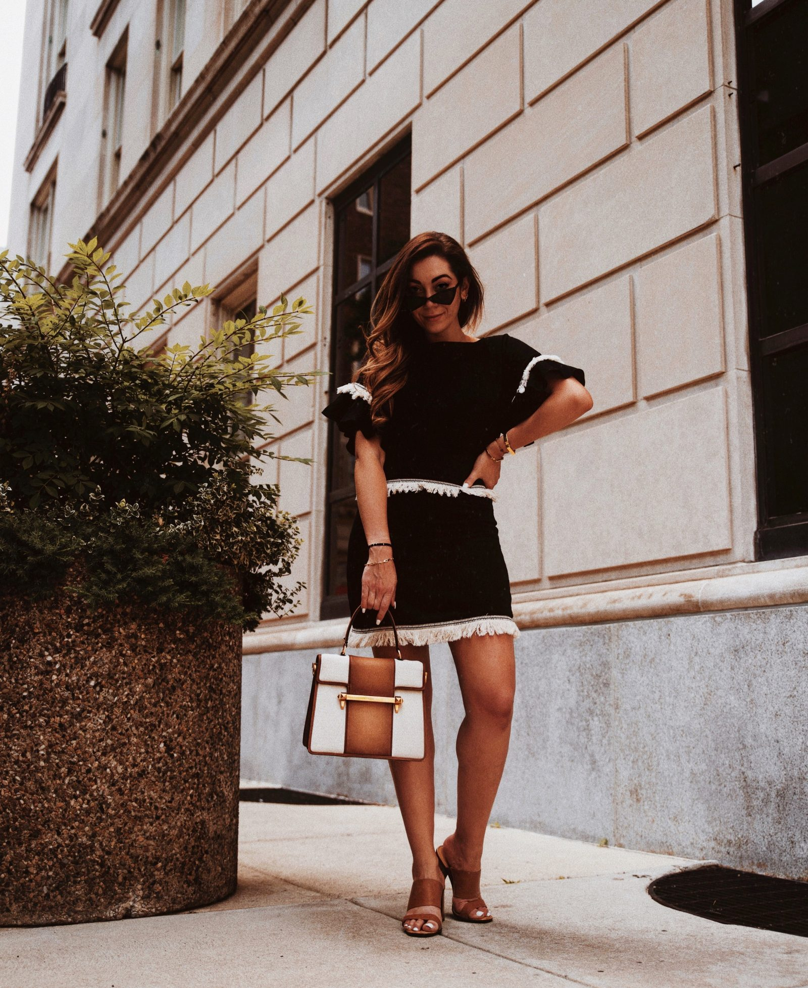 Style | The Perfect Summer to Fall Dress