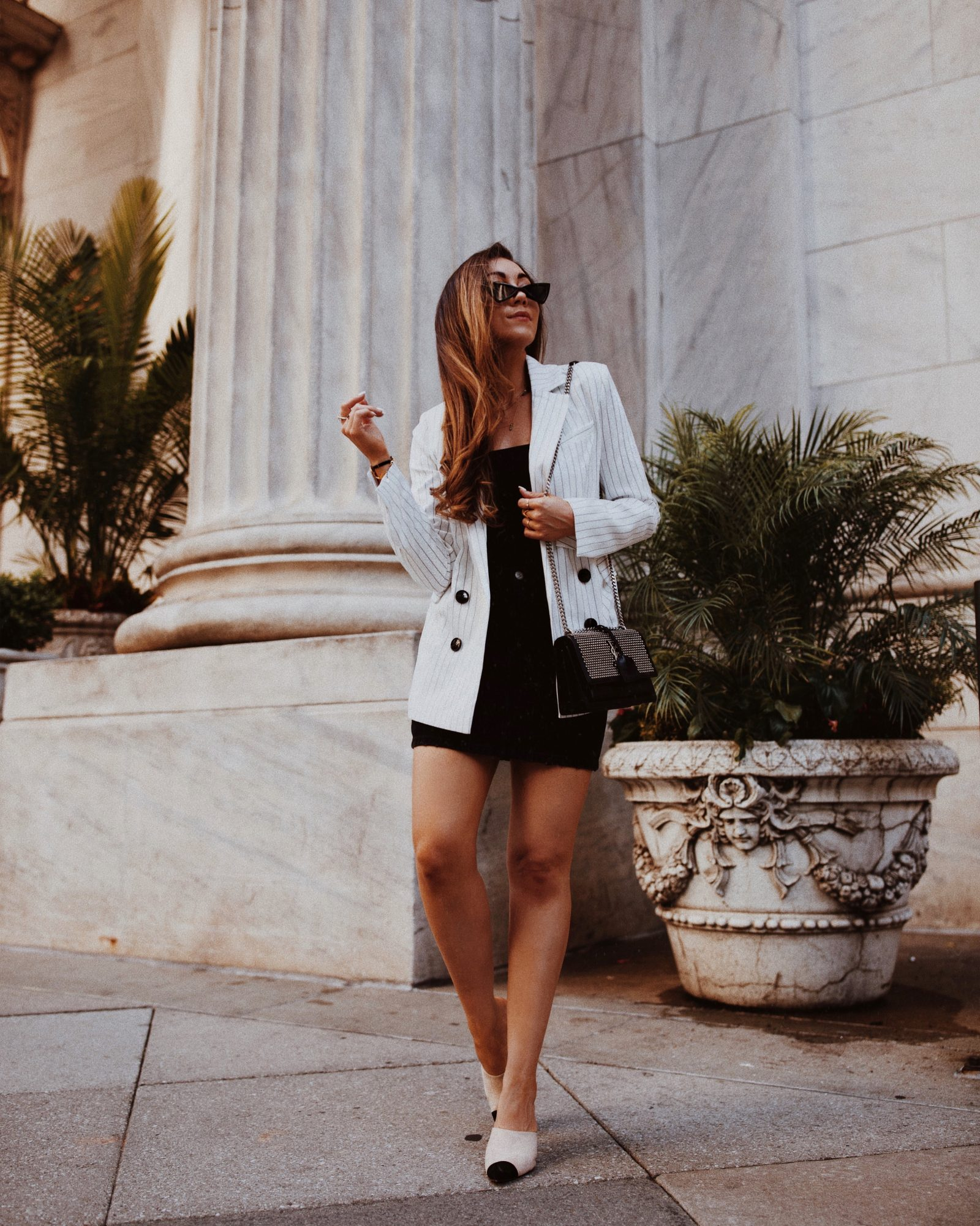 Style | Sleek Summer Outfit Recipe