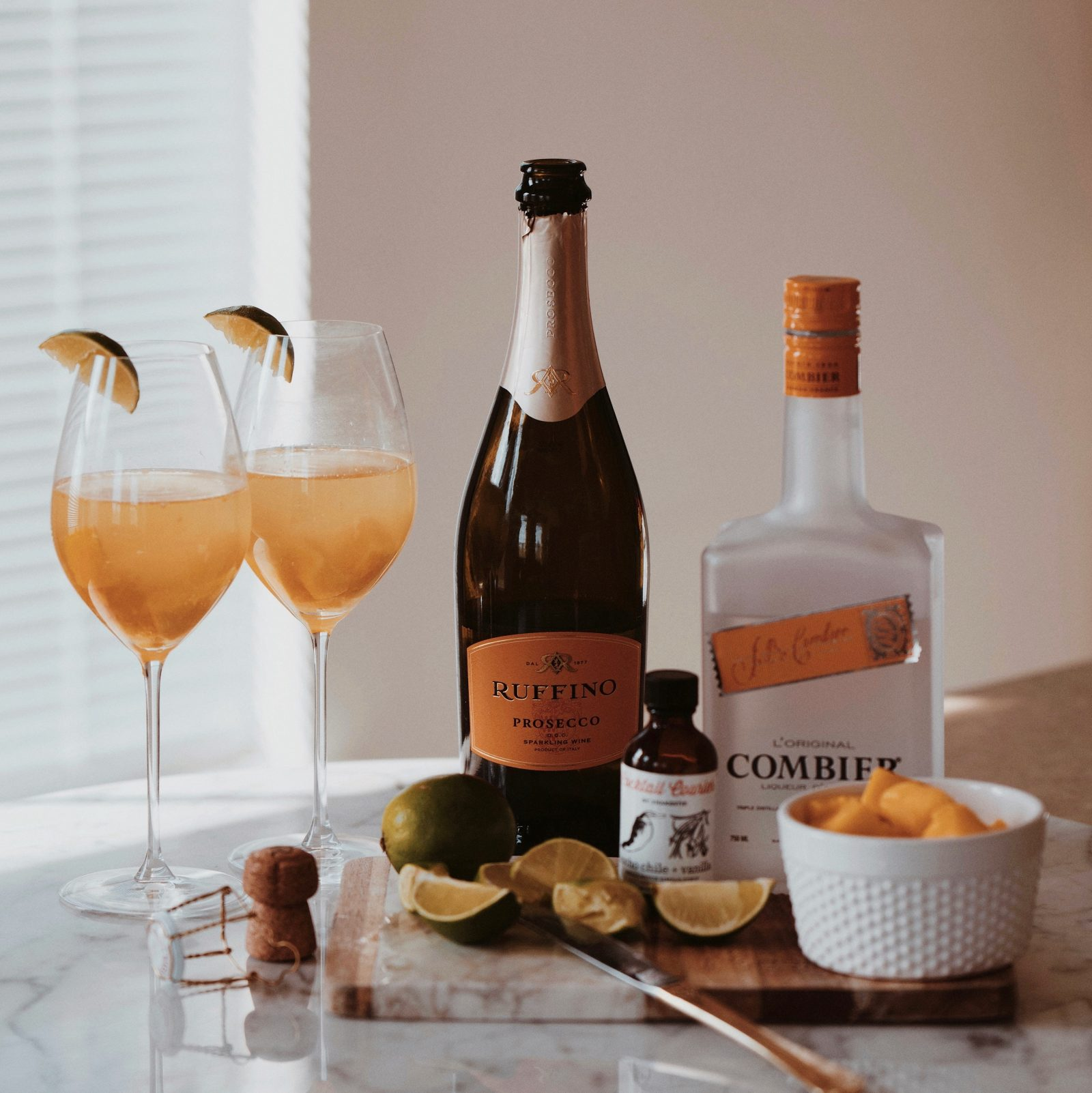 Lifestyle | Spritzy Cocktail Recipe