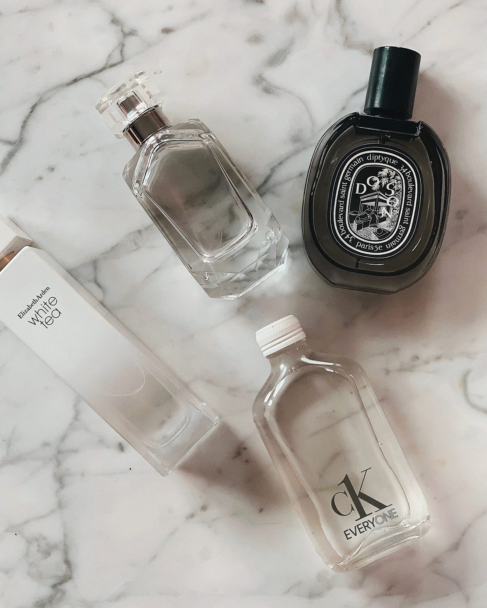 5 Favorite Fresh Scents